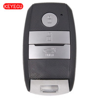 Keyecu Genuine Smart Remote Key Fob 433MHz ID47 for Kia KX3 2015 2016 2017 P/N: 95440 D8000 (with keyless proximity system)