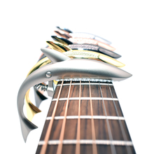 Shark Capo for Acoustic Classic Electric Guitar