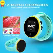 New GPS Kids Smart watch phone for Baby with app platform E-fence GPS children watch Camera SOS emergency call watch pk Q50 Q90