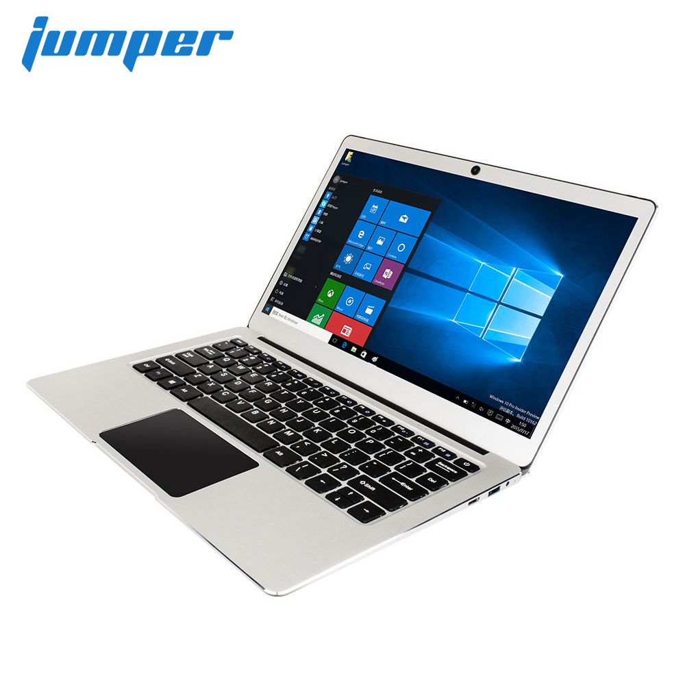 Jumper EZbook 3 Pro Dual Band AC Wifi 13.3 laptop Apollo Lake N3450 with SATA M.2 SSD Slot 6GB 64GB metal case Win10 notebook cnc engine cover cross derby