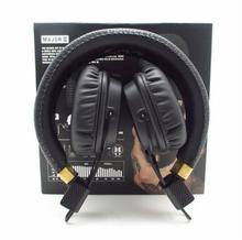 Nuevos Grandes II 2 generación de Auriculares Roca Hifi Auriculares ouvido DJ Auriculares con aislamiento de ruido Auriculares auriculares con caja al por menor