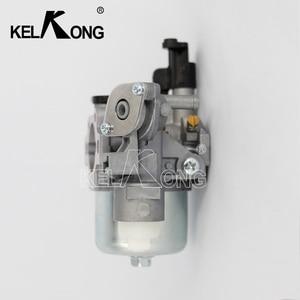 Image 3 - KELKONG EX17 المكربن Ay ل روبن سوبارو EX17D 4 السكتة الدماغية سيارات تصادم حمل الضغط غسالة Carb المكربن