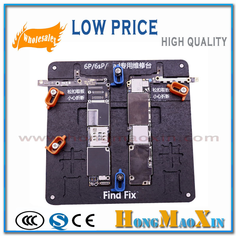 High Temperature Resistant Motherboard PCB Fixture Holder For iPhone 6 Plus 6s Plus For iPad IC