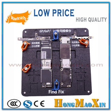 High Temperature Resistant Motherboard PCB Fixture Holder For iPhone 6 Plus 6s Plus For iPad IC Maintenance Repair Mold Platform