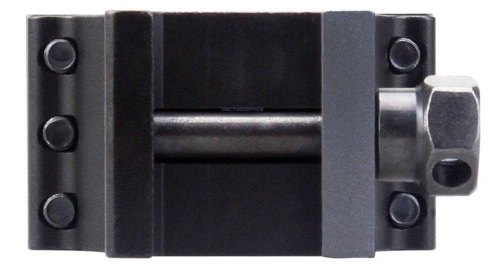 30mm X-Accu Picatinny Low Acom 4