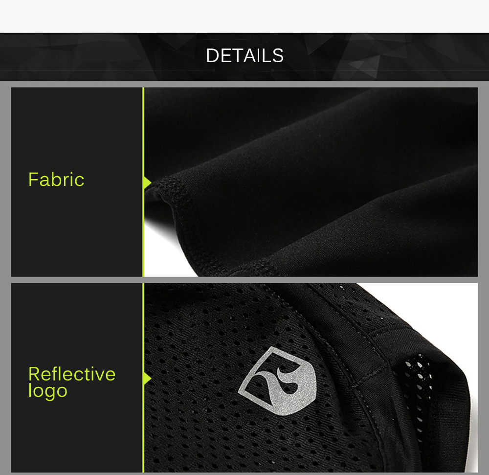 Leevy Quick Dry Fitness Tights Double Layer Men Compression Running Leggings Men\`s GYM Sports Cropped Trousers Training Tights (9)