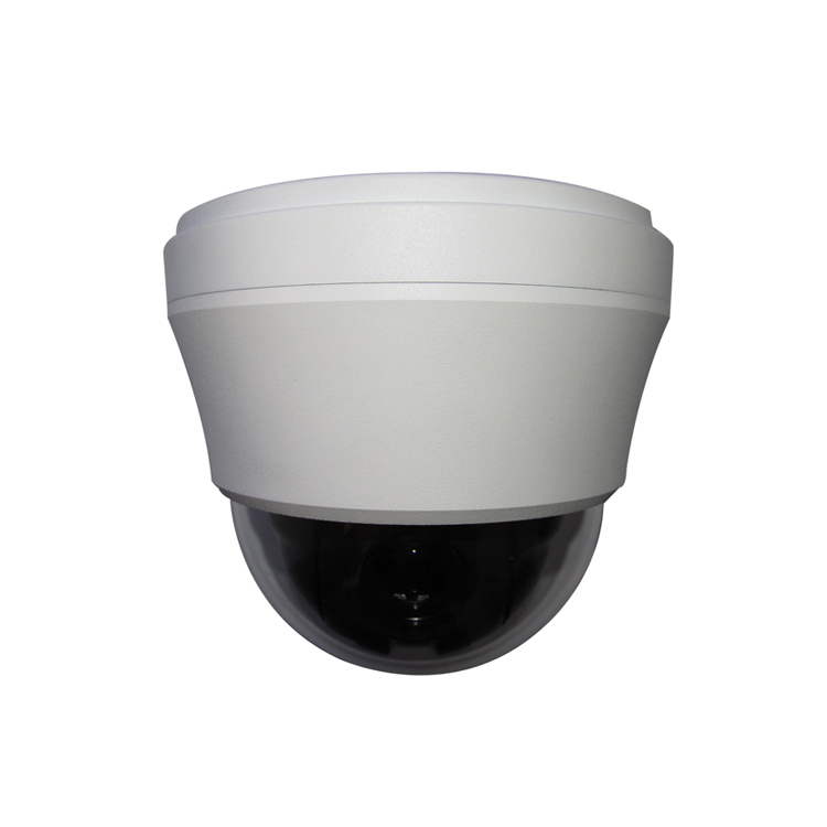 960P HD network IP PTZ zoom indoor plastic ceiling installation onvif P2P Security