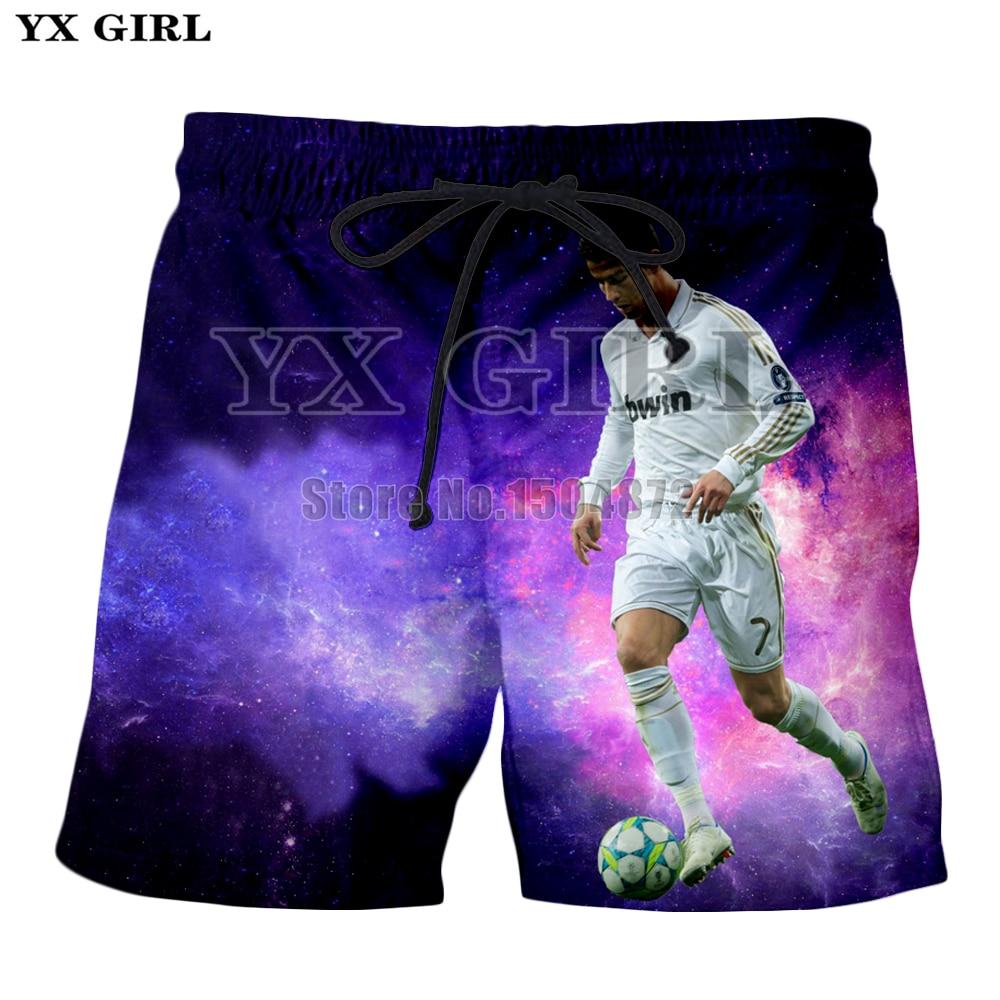 Men's Clothing Yx Girl Newest Skull Flowers Printing Shorts Men Women Bottoms Summer Shorts 2018 Casual Beach Shorts Unisex Short Pants Low Price