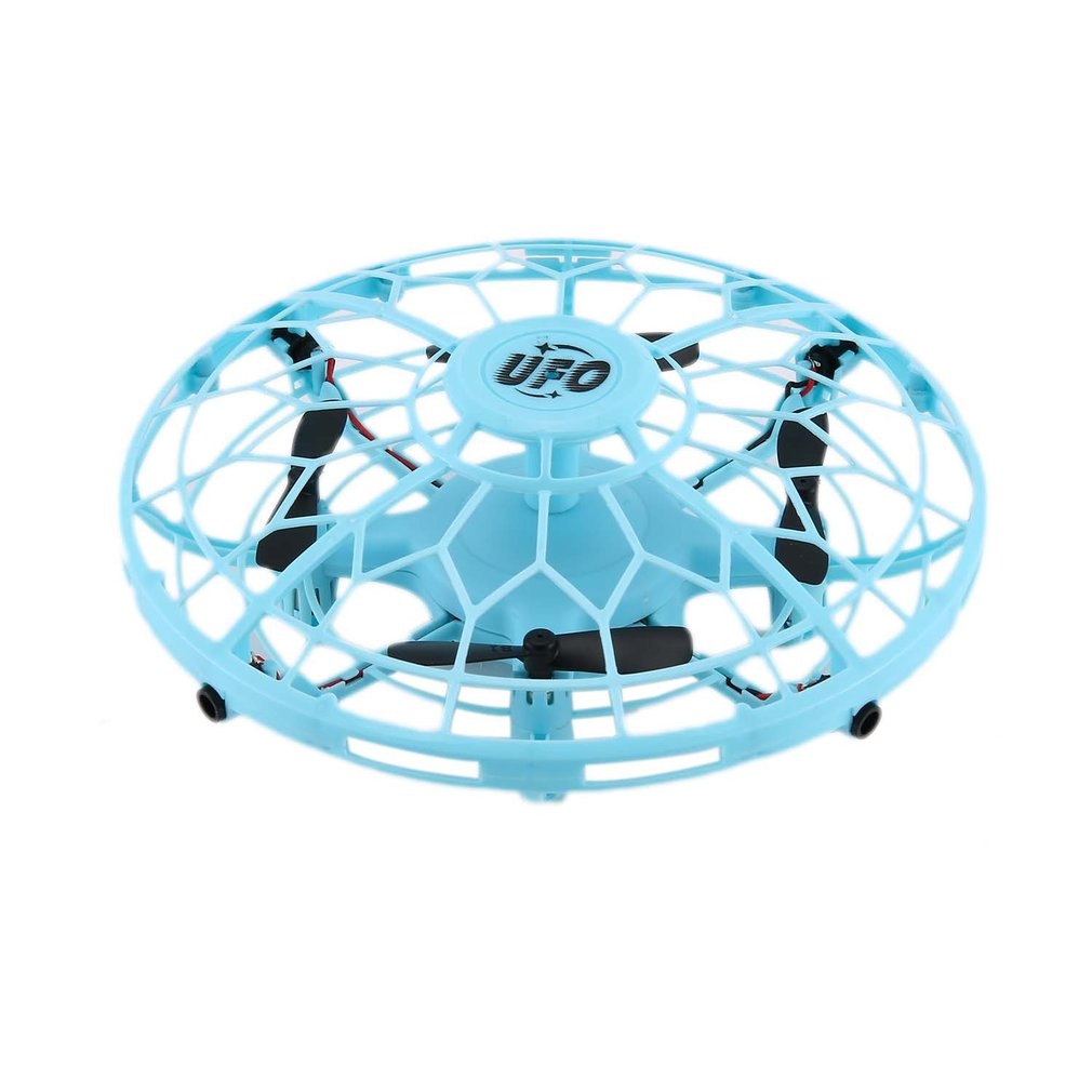 AX-8601 Mini RC Drone with Sensors 2.4G 4CH Quadcopter Gyro Fly Ball Smart Shatterproof Pocket UFO Safe Toys for Kids