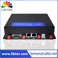 Popular T270-DE2 industrial grade 4g lte gateway cellular bus wifi router Support PPTP  client and L2TP client