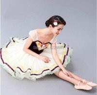 Gratis Verzending Kinderen En Volwassen Bailarina Balet Professionele Klassieke Ballet Tutu Ballet Kostuum Zwanenmeer Ballet Kostuums