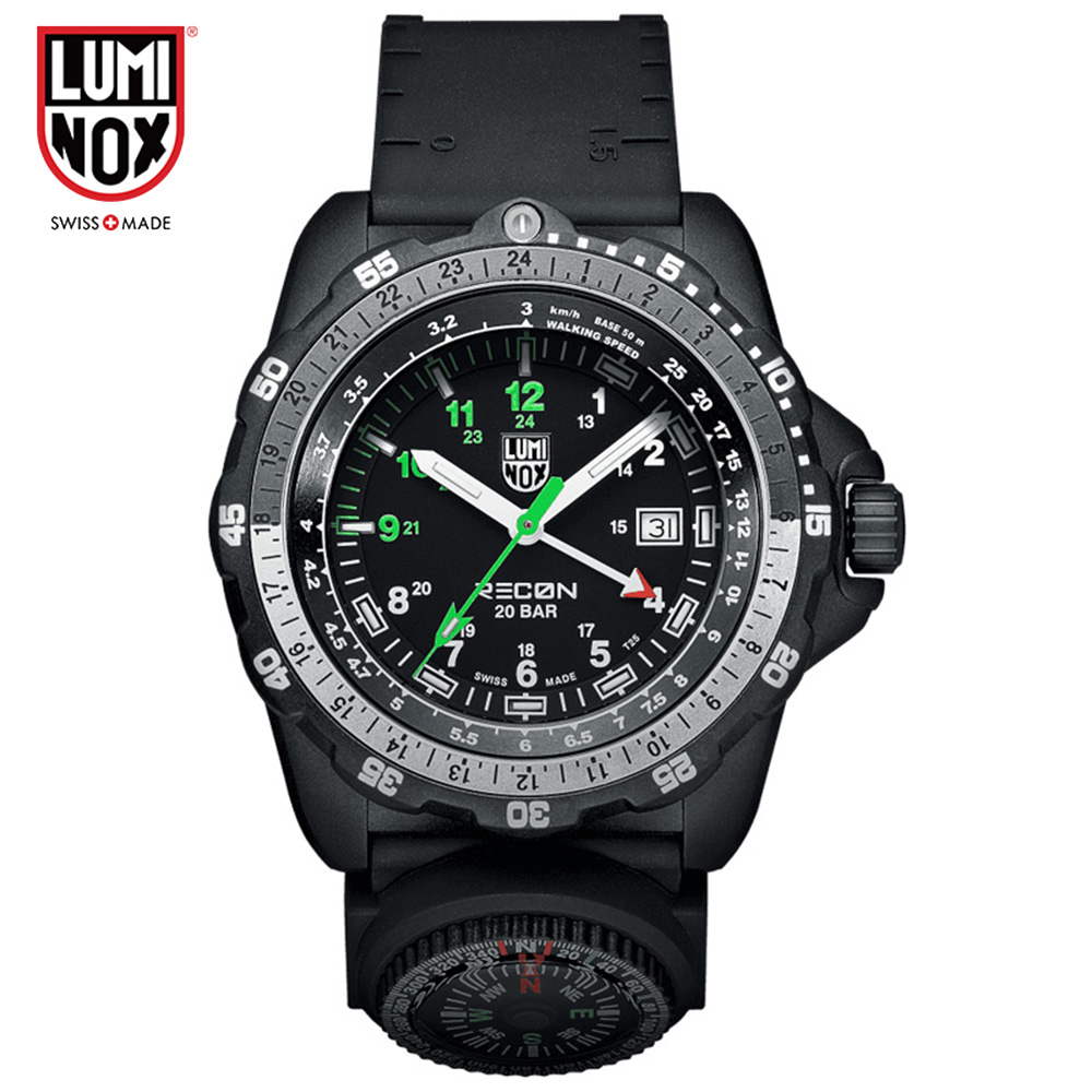 Luminox Made in Switzerland A.8831.KM XL.8831.KM A.8832.MI XL.8832.MI The Land series of quartz luminox xl 8815