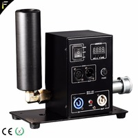 Electric Co2 Smoke Fog Shooter Cannons Carbon Dioxide Device DMX512 Co2 Ice Jet Machine for DJ Disco Dry Ice Cloud Effects
