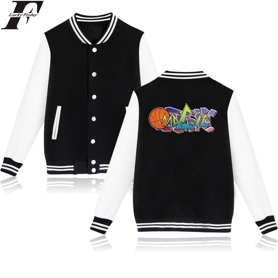 LUCKYFRIDAYF Magical Print font b Jacket b font Funny Design Fashion Spring font b Jacket b