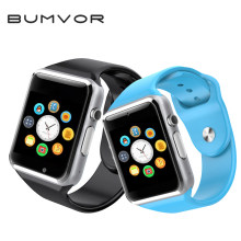BUMVOR Bluetooth Sports Smart Watch with men's watch Smartwatch Camera for Android iOS reloj mujer(China)