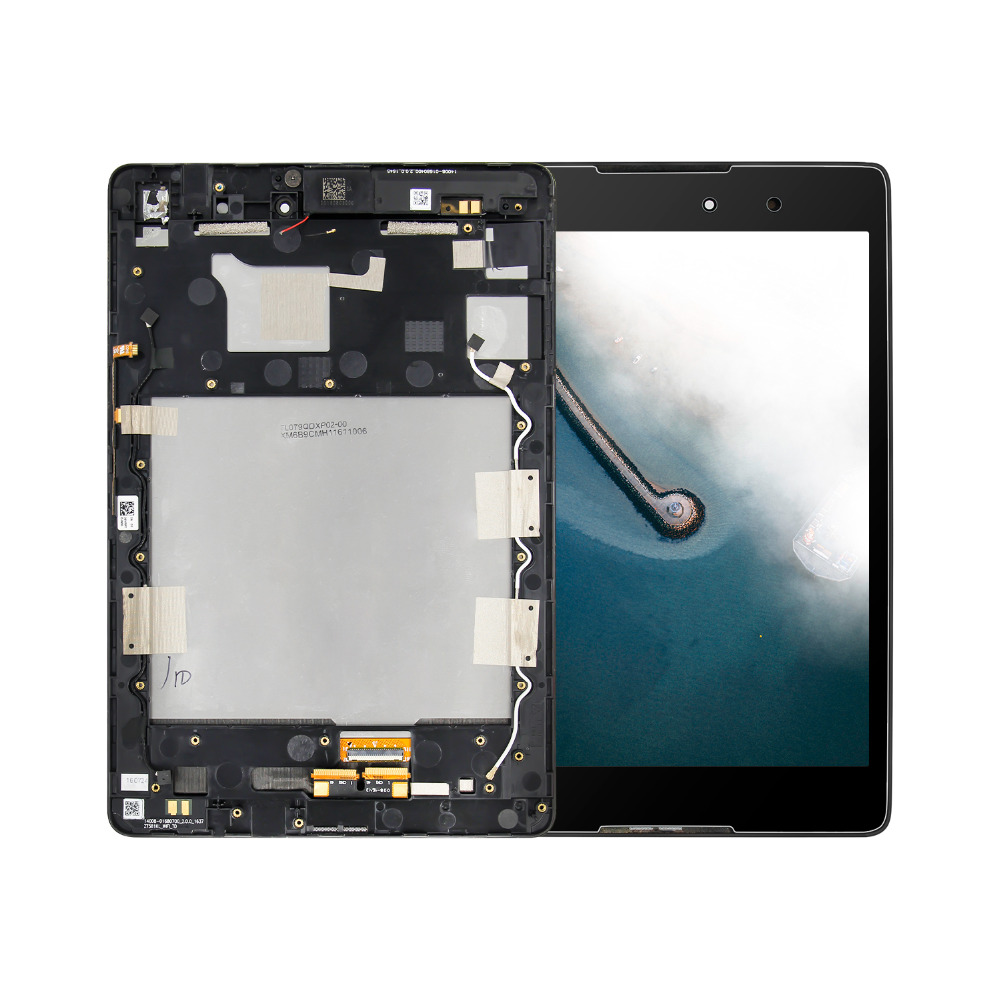 For Asus ZenPad 3 8.0 Z8 Z581KL ZT581 ZT581KL Touch Screen Digitizer LCD Display Assembly With Frame