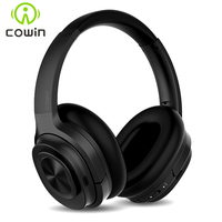 Cowin SE7 MAX Active Noise Cancelling Wireless Bluetooth Headphones Foldable Over ear Portable Headset Music Apt x For Phones