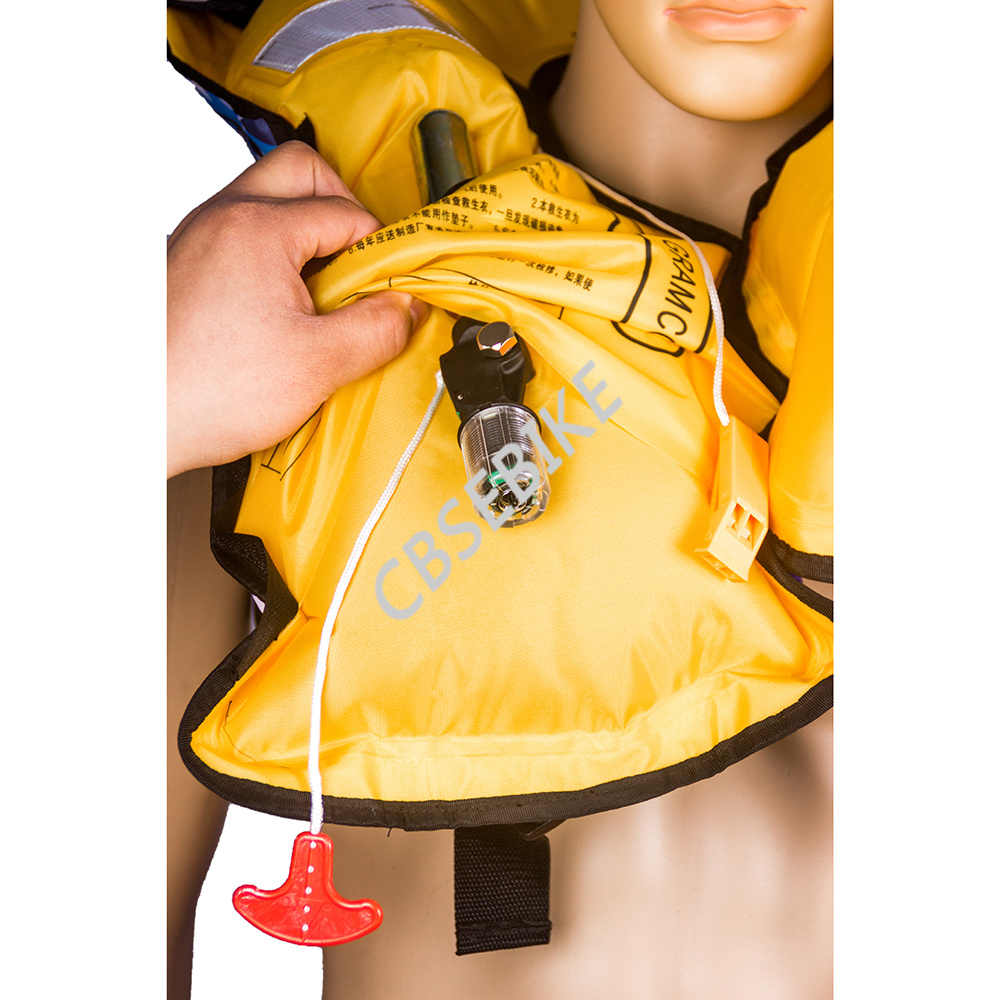 Automatic Inflatable Life Jacket Professional Adult Swiming Fishing  Vest Swimwear Water Sports Swimming Survival