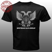 2019 New Short Sleeve Casual Soviet Russian Eagle Special Elite Forces Soldier Army Spetsnaz Logo T-shirt Basic O-Neck T Shirt софтклаб xcom enemy unknown – elite soldier pack