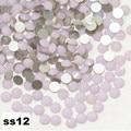 Cristal Rosa Opal Strass Unhas ss12, 1440/bag Flatback Não Hotfix Glitter Pedras Prego, DIY Prego 3d telefones Decorações Suprimentos