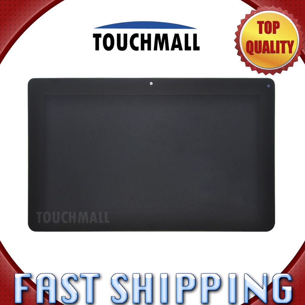 For Acer Iconia W510 Replacement LCD Display Touch Screen Digitizer Glass Assembly 10.1-inch Black For Tablet new 5 black lcd display glass touch digitizer screen assembly for acer liquid z530 lte t02 replacement