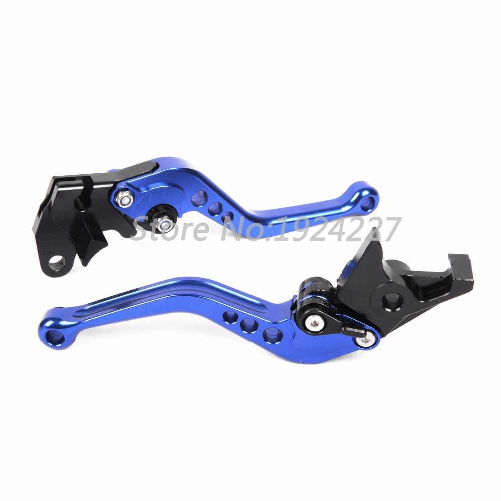 For Yamaha YZF R1 2002 2003 / R6 1999 - 2004 Clutch Brake Levers CNC 10 colors Adjsustable