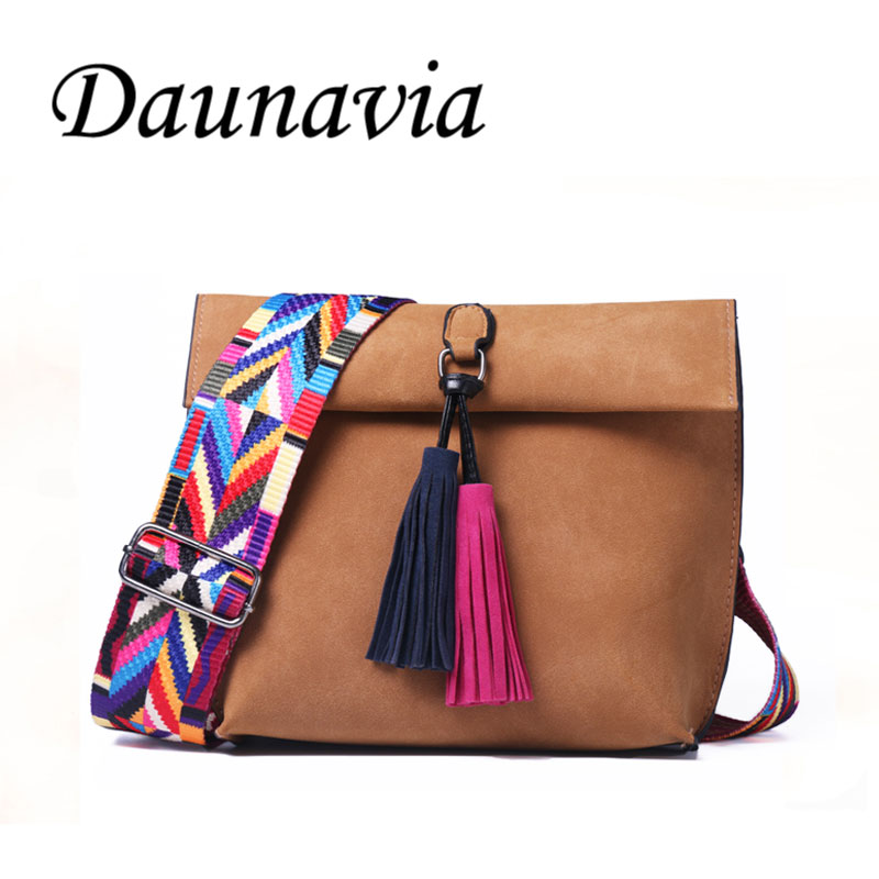 Women Messenger Bag Tassel Crossbody Bags For Girls Shoulder Bags Female Designer Handbags Bolsa Feminina Bolsos Muje retro tiny bell tassel anklet for women