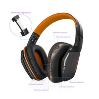 KOTION EACH B3506 Wireless Bluetooth 4. 1 Stereo Gaming Headphones Headset Volume Control Microphone HiFi Music Headsets game