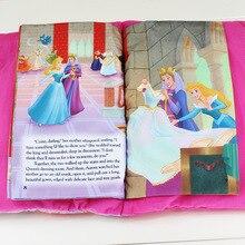 Спящая Красавица Детские Плюшевые Игрушки Ткань Книги Дети Раннего Развития Ткань Книги Куклы Плюшевые Подушки
