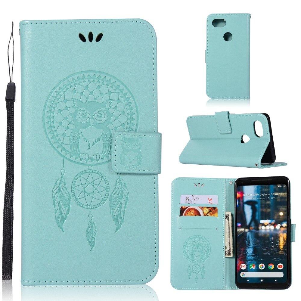 Flip Cover For Google Pixel 2 Case Luxury PU Leather Wallet Phone Cases For Google Pixel 2 XL Pixel2