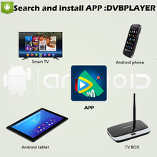 Hellobox Satellite Receiver DVBS2 Play On Android Mobile Phone/Tablet  Satellite Finder/TV Receiver Support Outdoor Play