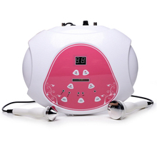 Ultrasound EMS Stimulate Body facial Massager profession skin care Weight Loss Acupuncture Therapy Machine massager for face недорого