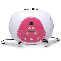 Ultrasound EMS Stimulate Body facial Massager profession skin care Weight Loss Acupuncture Therapy Machine massager for face