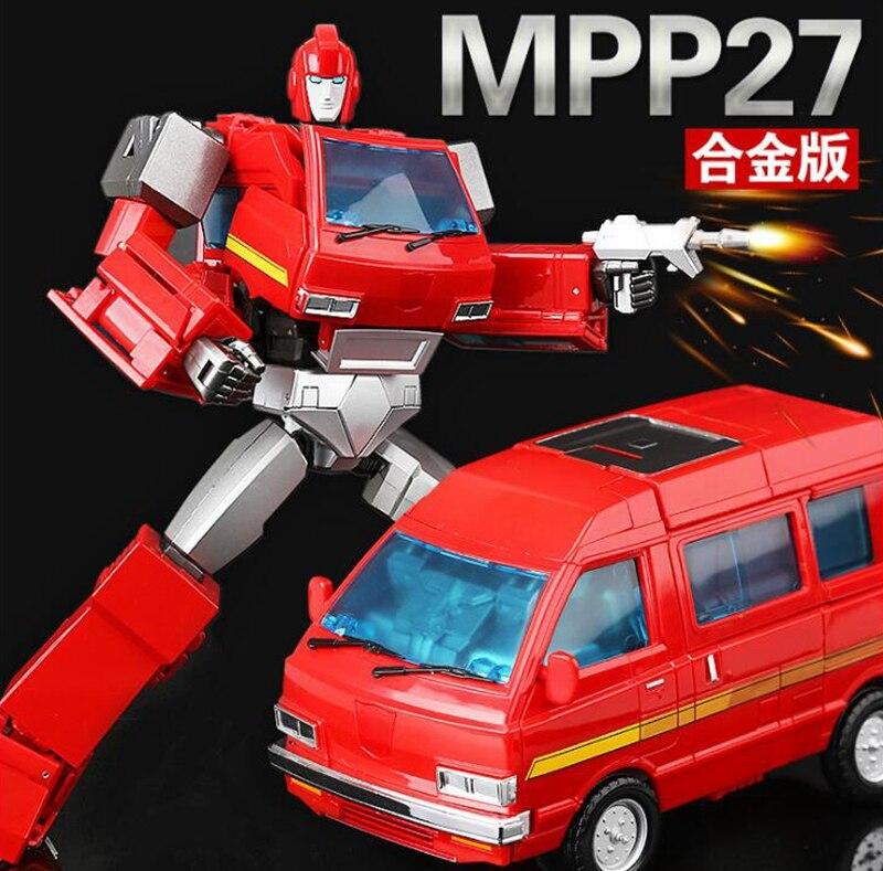 Wei Jiang Robot Force MPP27 General Rediron