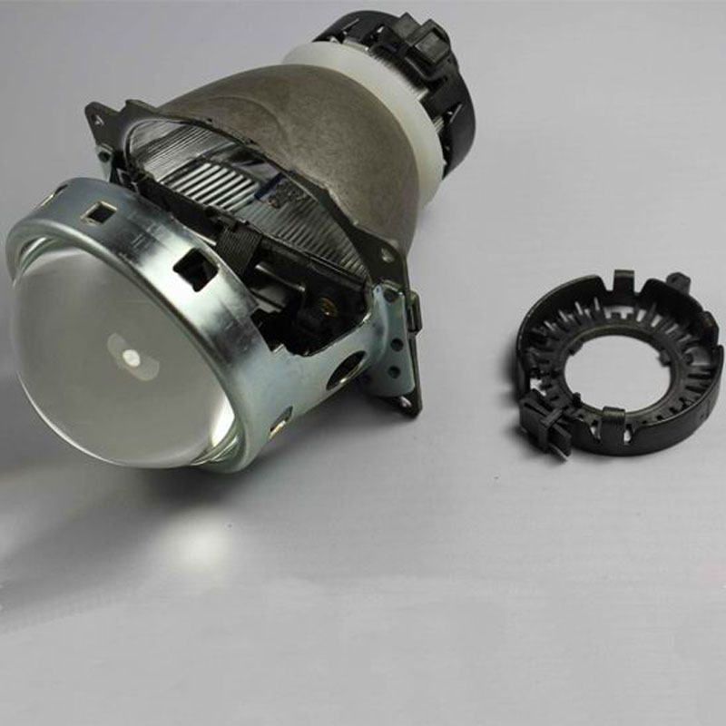 Պլաստիկ օղակների պահոցներ Clip D1S D2 Adapter - Ավտոմեքենայի լույսեր - Լուսանկար 3