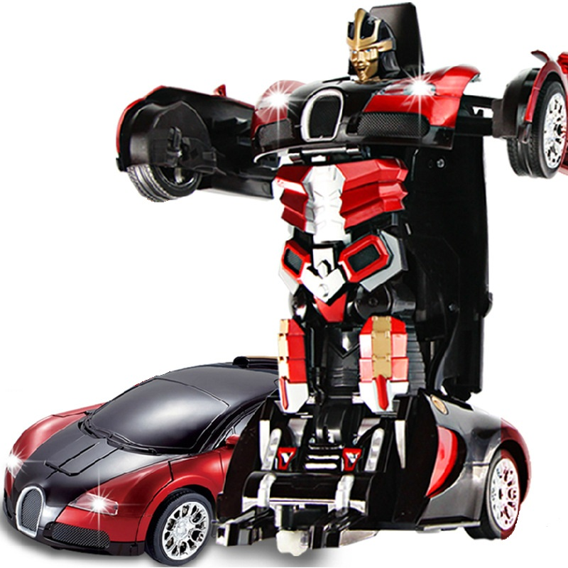 ФОТО A key remote control car  Robot Toy Remote Control  Children Electric Remote Simulatio Christmas Gifts Free shipping
