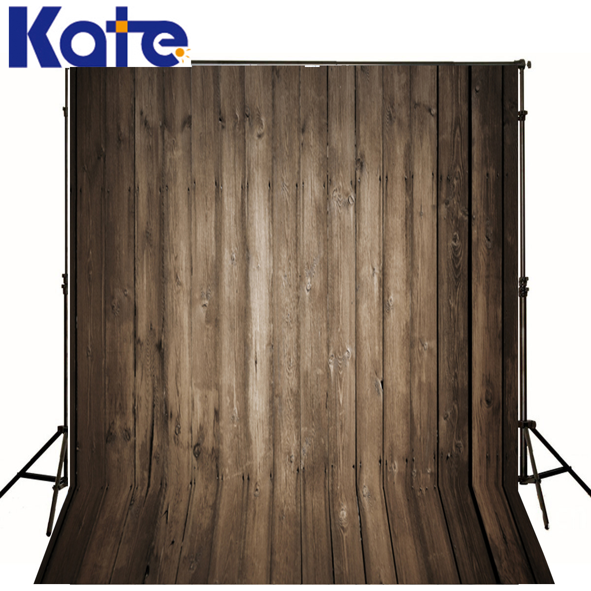 Kate Newborn Baby Backdrop Photography Brown Wooden Wall Background Photography Wood Texture Floor Backdrops For Photo Studio цена 2016