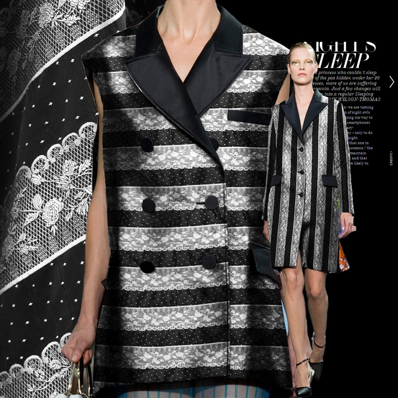 The clothing is fashionable, silver, lace like wonderful jacquard, spot dust, fashion fabric, limited brocade fabric
