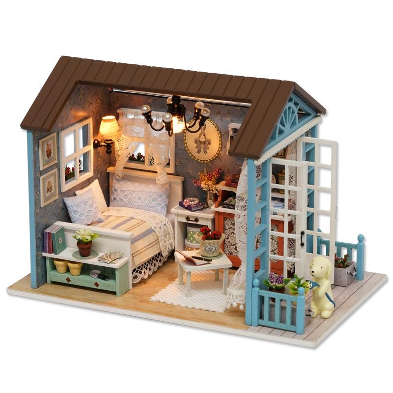 maison miniature en kit ventana blog. Black Bedroom Furniture Sets. Home Design Ideas