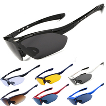 5dcf9cae20 ROBESBON New Cheap Cool Multicolor Outdoor Sports Sunglasses Bulk Riding  Cycling Driving Pc Glasses(China