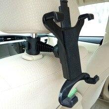 купить Car Mount Pad Holder Adjustable Car Backrest Headrest Mount Holder For iPad Tablet Phone Stand Holder Back Seat Stand Holder по цене 424.34 рублей