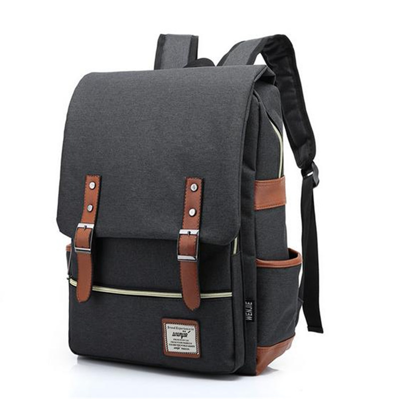 mochilas Modelo Número : Canvas Daily Backpack