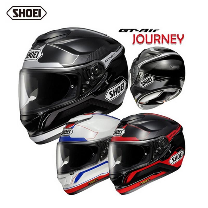 Japon mail shoei gt air journey casque de course v ritable - Casque moto course ...
