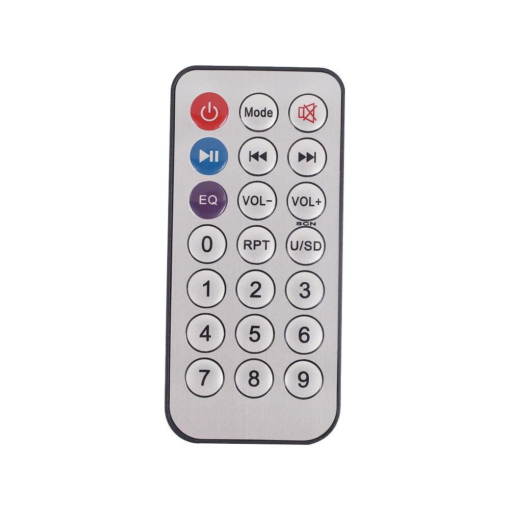 LCD 20W*2 Bluetooth Power Amplifier Wireless Bluetooth Amplifier Bluetooth Audio