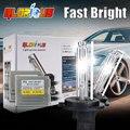 0.1 Second Quick Start 35W AC H7 Xenon HID Kit Car Headlight Fast Bright Ultra Slim digital Ballast 3000K~30000K Xenon Bulb