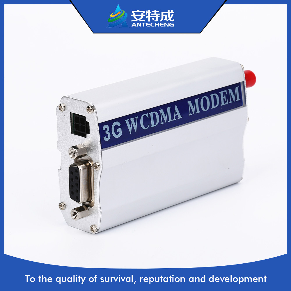 3G wireless USB/ RS232 modem in industrial grade modem sim5320 hot sale 3g wireless gprs modem usb rs232 insert sim card 3g modem with sim5320