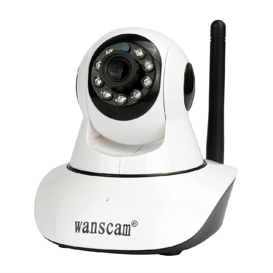 Wanscam HW0041 HW0040 Mini IP Camera HD 1080P Wireless Wifi P2P IP Camera Support 128G TF Card Surveillance Camera Baby Monitor wanscam dual audio hd 720p 3x digital zoom wireless wifi p2p ip camera support 128g tf card surveillance camera