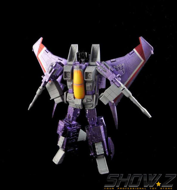 [Show.Z Store] [Pre-Order]BBQ BB7 Transformation Masterpiece MP-11 Hotlink Upgrate Version With Metal Parts