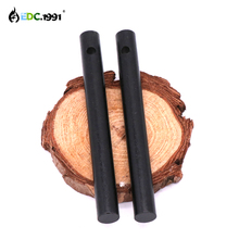 large 2Pcs Outdoor Camping Survival Tool Kits SOS Emergency equipment tourism hike EDC Gear 10*100mm цена