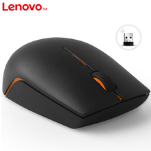 Lenovo wireless mouse N1901A laptop desktop game office optical mouse computer usb mouse computer accessories desktop cheap 2 4Ghz Wireless 1000 Mini Finger Both Hands Battery Opto-electronic 118g